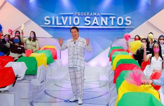 IMAGEM: Patricia Abravanel vai substituir Silvio Santos no SBT