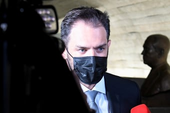 IMAGEM: Sócio da Belcher diz que encontrou Ricardo Barros antes de ter autorização da CanSino