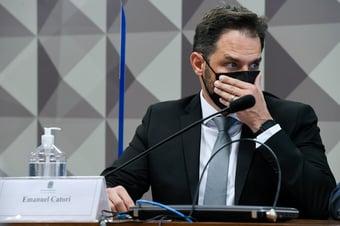 IMAGEM: Sócio da Belcher diz que contratou advogado de Barros para obter autorizações da Anvisa