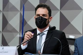 IMAGEM: Sócio da Belcher diz que Barros mediou contatos na Saúde, mas nega relação com vacina