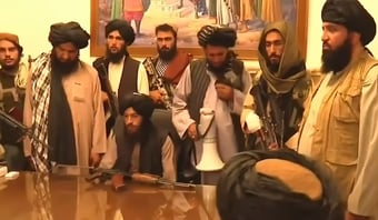 IMAGEM: União Europeia diz que não vai reconhecer governo do Talibã