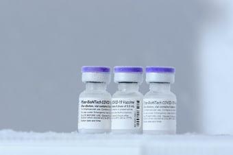 IMAGEM: Covid: Pfizer diz que vacina é 90,7% eficaz em crianças de 5 a 11 anos