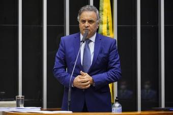 IMAGEM: PSDB-MG publica nota de desagravo a Aécio