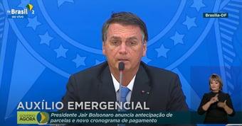 IMAGEM: O blefe de Bolsonaro