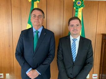 IMAGEM: AGU informou a Bolsonaro que não poderia agir em caso de impeachment