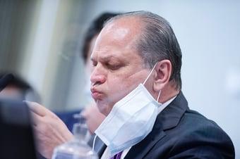 IMAGEM: Barros critica novo pedido do MPF para bloquear seus bens