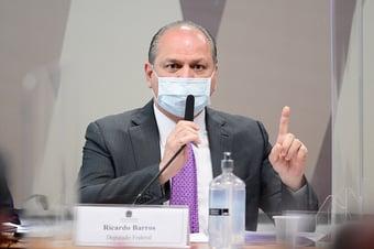 IMAGEM: CPI pede ao STF que compartilhe processos envolvendo Barros