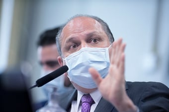 IMAGEM: Saiba tudo o que disse Ricardo Barros à CPI da Covid