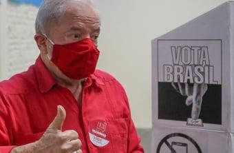 IMAGEM: Ipespe: Lula vence em todos os cenários de 2º turno