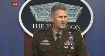 IMAGEM: Pentágono diz acreditar que houve apenas uma explosão em atentado em Cabul
