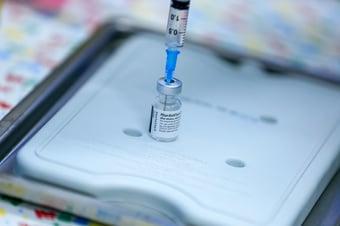 IMAGEM: Pfizer pedirá à Anvisa autorização para uso da sua vacina em crianças