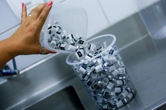 IMAGEM: Pfizer vai atrasar em 3 dias entrega das primeiras 100 milhões de doses ao Brasil