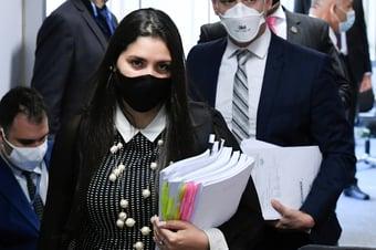 IMAGEM: Advogada diz que teste em massa com cloroquina foi ordem de diretor da Prevent