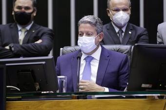 IMAGEM: Lira comemora mudança na regra de cálculo do ICMS e pressiona Petrobras