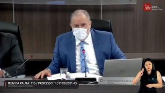 IMAGEM: Aras defende quebra de sigilos de assessor de Eduardo Bolsonaro pela CPI