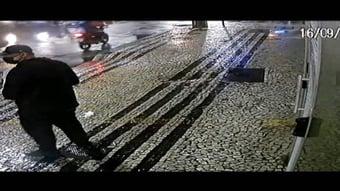 IMAGEM: Bomba de fabricação caseira foi usada em ataque ao Consulado da China no Rio, diz polícia