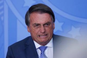 IMAGEM: Bolsonaro 0,4%