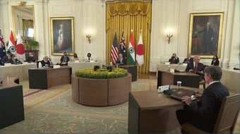 IMAGEM: Casa Branca reúne aliados para enfrentar ascensão da China