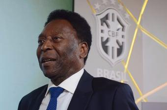 IMAGEM: Após quase um mês internado, Pelé deve ter alta na quinta