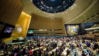IMAGEM: ONU confirma que não exigirá certificado de vacinação de chefes de Estado