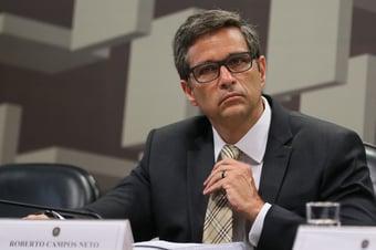 """IMAGEM: Campos Neto diz ser """"perfeitamente possível"""" levar inflação para a meta em 2022"""