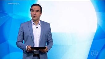 """IMAGEM: Tadeu Schmidt pode trocar """"Fantástico"""" por """"Big Brother Brasil"""""""