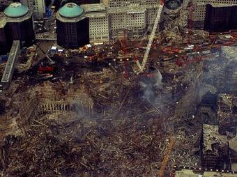 IMAGEM: FBI divulga primeiro documento secreto sobre 11 de setembro