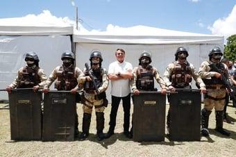 IMAGEM: R$ 27,7 bilhões para os militares e policiais