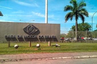 IMAGEM: Guedes publica recomendação para tirar Casa da Moeda do plano de privatização
