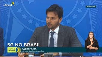 """IMAGEM: Fábio Faria: adiamento de aprovação do 5G """"foi um pedido altamente inesperado"""""""