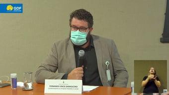 IMAGEM: DF anuncia antecipação de 2ª dose da Pfizer para 240 mil pessoas