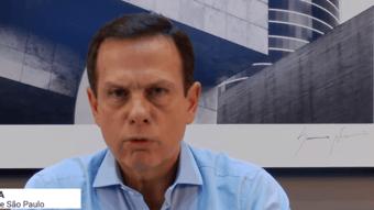 IMAGEM: De olho em 2022, Doria triplica verba para obras em estradas
