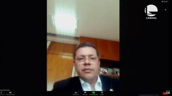 IMAGEM: Relator pede que Diego Garcia não seja punido por agredir deputado