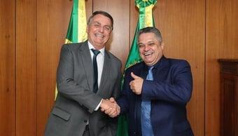 IMAGEM: Prefeito elogiado por Bolsonaro na pandemia é investigado pelo MPF