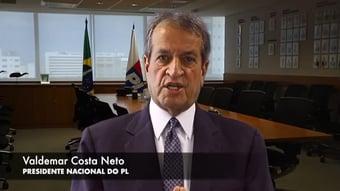 IMAGEM: Valdemar da Costa Neto pede que diretoria do Banco do Nordeste seja demitida