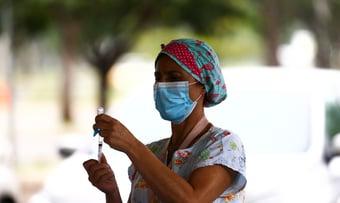 IMAGEM: Rio tem recorde de vacinação