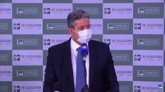 IMAGEM: Lira diz que votará amanhã PEC dos Precatórios, com auxílio fura-teto