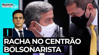 IMAGEM: Boletim A+: racha no Centrão bolsonarista