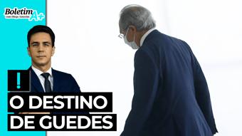 IMAGEM: Boletim A+: o destino de Guedes