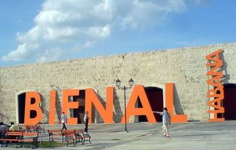 IMAGEM: Artistas cubanos boicotam Bienal de Havana após prisões políticas