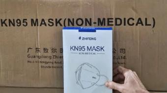 IMAGEM: Governo não comprova recebimento de máscaras que pagou antecipadamente