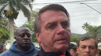 """IMAGEM: Bolsonaro: """"Parece que Queiroga não vai comprar mais a Coronavac"""""""