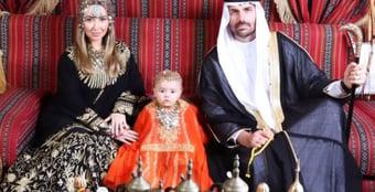 IMAGEM: Mulher de Dudu diz que foto da família em Dubai não foi paga com dinheiro público