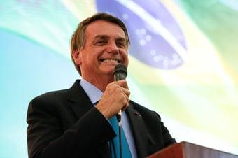 IMAGEM: TCU envia ao TSE dados sobre gastos de Bolsonaro com motociatas