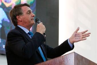 IMAGEM: Governo agora diz que irá 'trabalhar' por distribuição de absorventes