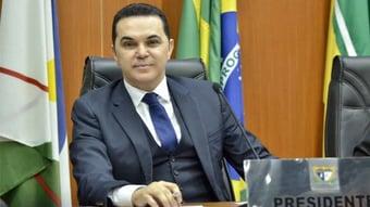 IMAGEM: Acusado de mandar sequestrar jornalista, ex-presidente da Assembleia de Roraima é preso