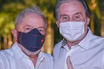 IMAGEM: Jantar de Lula com MDB foi um fiasco