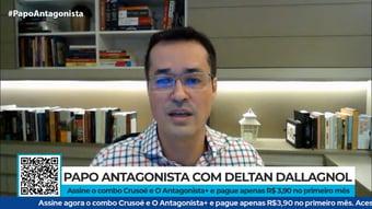 """IMAGEM: Deltan critica PEC da Vingança: """"Abuso da Lava Jato foi prender corrupto"""""""