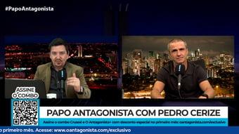 """IMAGEM: Pedro Cerize denuncia """"combinação"""" entre analistas para elevar Selic"""