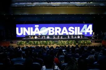 IMAGEM: Os parentes de Bivar e Rueda na cúpula do União Brasil